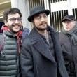 Osvaldo gentleman a Torino in bombetta 05