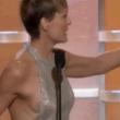 """Robin Wright, """"fuori di seno"""" ai Golden Globe02"""
