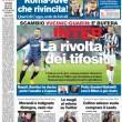 Vucinic-Guarin, la rivolta dei tifosi dell'Inter sulle prime pagine dei giornali 02