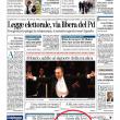 Vucinic-Guarin, la rivolta dei tifosi dell'Inter sulle prime pagine dei giornali 04