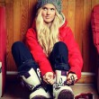 Siljie Norendal, la regina dello snowboard che strega Sochi03
