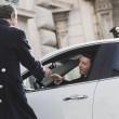 Giulietta, Smart, bici, treno, taxi: ecco come si muove Matteo Renzi09