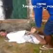 Brasile, ladro incaprettato gettato sul formicaio01