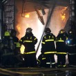 Buenos Aires, 9 tra pompieri e soccorritori muoiono in un incendio02