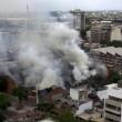 Buenos Aires, 9 tra pompieri e soccorritori muoiono in un incendio03