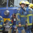 Buenos Aires, 9 tra pompieri e soccorritori muoiono in un incendio09