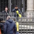 Forconi lasciano basilica di S.Maria Maggiore dopo due notti05