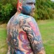 Gb, passaporto negato all'uomo più tatuato del mondo 02