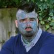 Gb, passaporto negato all'uomo più tatuato del mondo 03