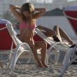 Georgia May Jagger in sexy bikini a Miami08