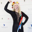 Inna Shevchenko e le Femen in topless al Festival di Berlino02