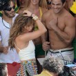 Jennifer Lopez sul set di We Are One (Ola Ola)08