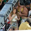 Jennifer Lopez sul set di We Are One (Ola Ola)09