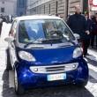 Giulietta, Smart, bici, treno, taxi: ecco come si muove Matteo Renzi02