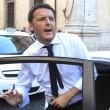 Giulietta, Smart, bici, treno, taxi: ecco come si muove Matteo Renzi