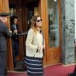 Laetitia Casta lascia Sanremo con il suo nuovo fidanzato Lorenzo Distante009