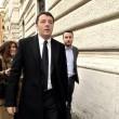 Matteo Renzi a Montecitorio senza scorta009