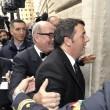 Matteo Renzi a Montecitorio senza scorta07