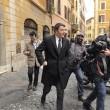 Matteo Renzi a Montecitorio senza scorta05