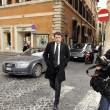 Matteo Renzi a Montecitorio senza scorta04