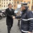 Matteo Renzi a Montecitorio senza scorta03