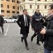 Matteo Renzi a Montecitorio senza scorta02