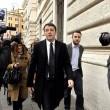 Matteo Renzi a Montecitorio senza scorta01