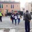 Matteo Renzi visita scuola a Treviso01