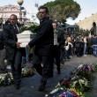 Nicola Campolongo ucciso e bruciato a 3 anni: le foto dei funerali 01