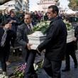 Nicola Campolongo ucciso e bruciato a 3 anni: le foto dei funerali 06