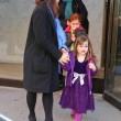 Philip Seymour Hoffman, veglia moglie Mimi O'Donnell e figli non ci sono05