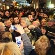 Sanremo: Beppe Grillo, monologo al bar poi lascia l'Ariston01