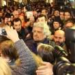 Sanremo: Beppe Grillo, monologo al bar poi lascia l'Ariston02