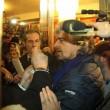 Sanremo: Beppe Grillo, monologo al bar poi lascia l'Ariston07