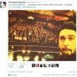 Sanremo, il seflie sul palco di Francesco Sàrcina01