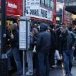 Sciopero metro per 48 ore: Londra nel caos01