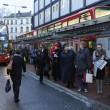 Sciopero metro per 48 ore: Londra nel caos02