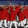 Sochi 2014, la cerimonia di apertura delle Olimpiadi23