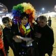 Sochi, Vladimir Luxuria fermata a ingresso stadio con Iene Pio e Amedeo07