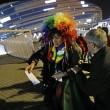 Sochi, Vladimir Luxuria fermata a ingresso stadio con Iene Pio e Amedeo03