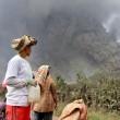 Sumatra come Pompei pioggia di cenere dal vulcano Sinabung06