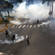 Venezuela, scontri polizia studenti6