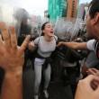 Venezuela, scontri polizia studenti02