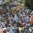 Venezuela: spari a corteo opposizione, tre morti09