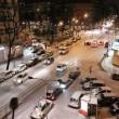 Violenta grandinata a milano le strade sembrano ricoperte di neve01