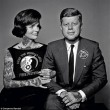 John Fitzgerald Kennedy e Jacqueline hipster