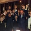 Berlusconi, Francesca Pascale, Dudù: foto con giovani di Forza Italia Sardegna 2