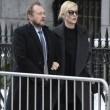 Philip Seymour Hoffman, pochi amici e parenti ai funerali privati07