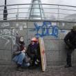 Ucraina: nuovi scontri polizia manifestati, tregua finita01