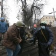 Ucraina: nuovi scontri polizia manifestati, tregua finita10